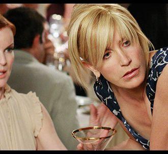Marcia Cross et Felicity Huffman dans 'Desperate Housewives'