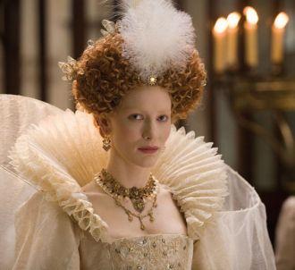 Cate Blanchett dans 'Elizabeth : l'âge d'or'
