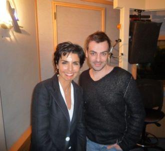 Rachida Dati invitée de Morgan sur Fun Radio, le 19 mars...