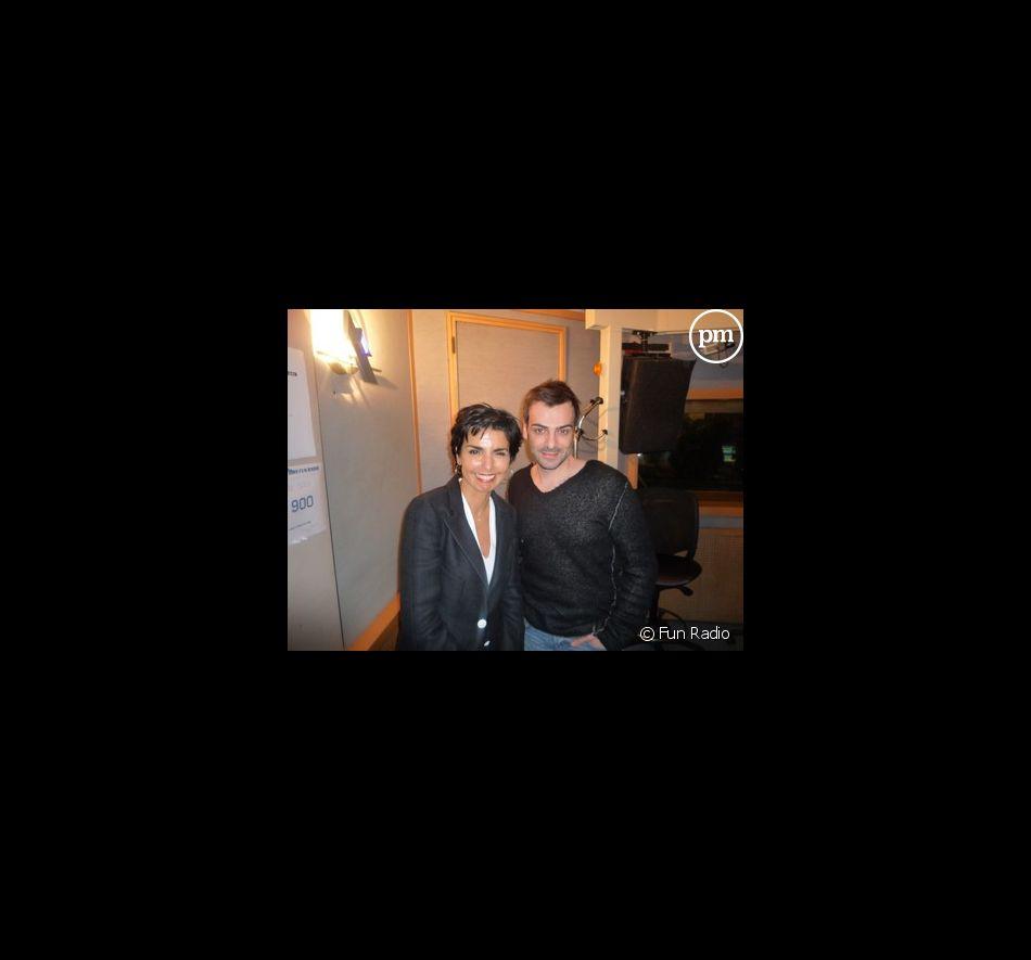 Rachida Dati invitée de Morgan sur Fun Radio, le 19 mars 2009