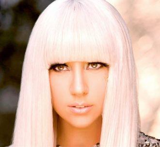 Lady GaGa dans le clip de 'Poker Face'