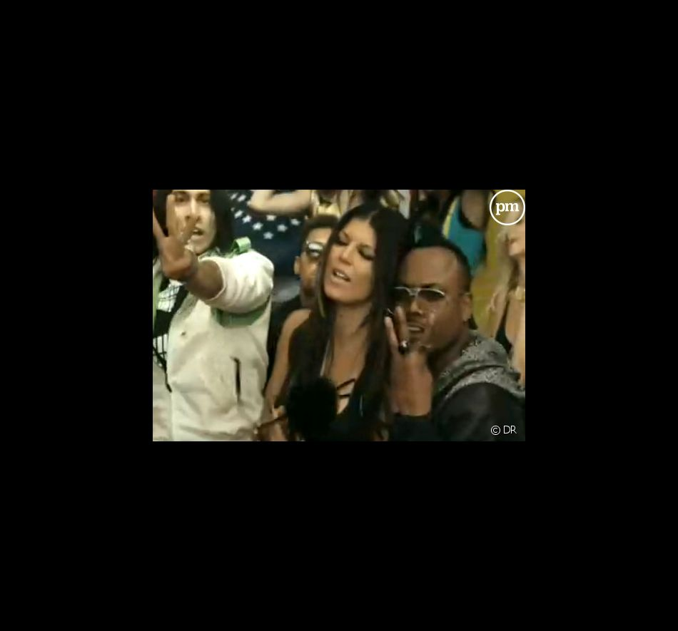 "Les Black Eyed Peas dans le clip de ""I Gotta Feeling"""