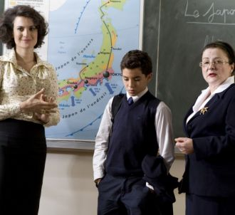 Armelle, Samy Seghir et Josiane Balasko dans 'Neuilly sa...