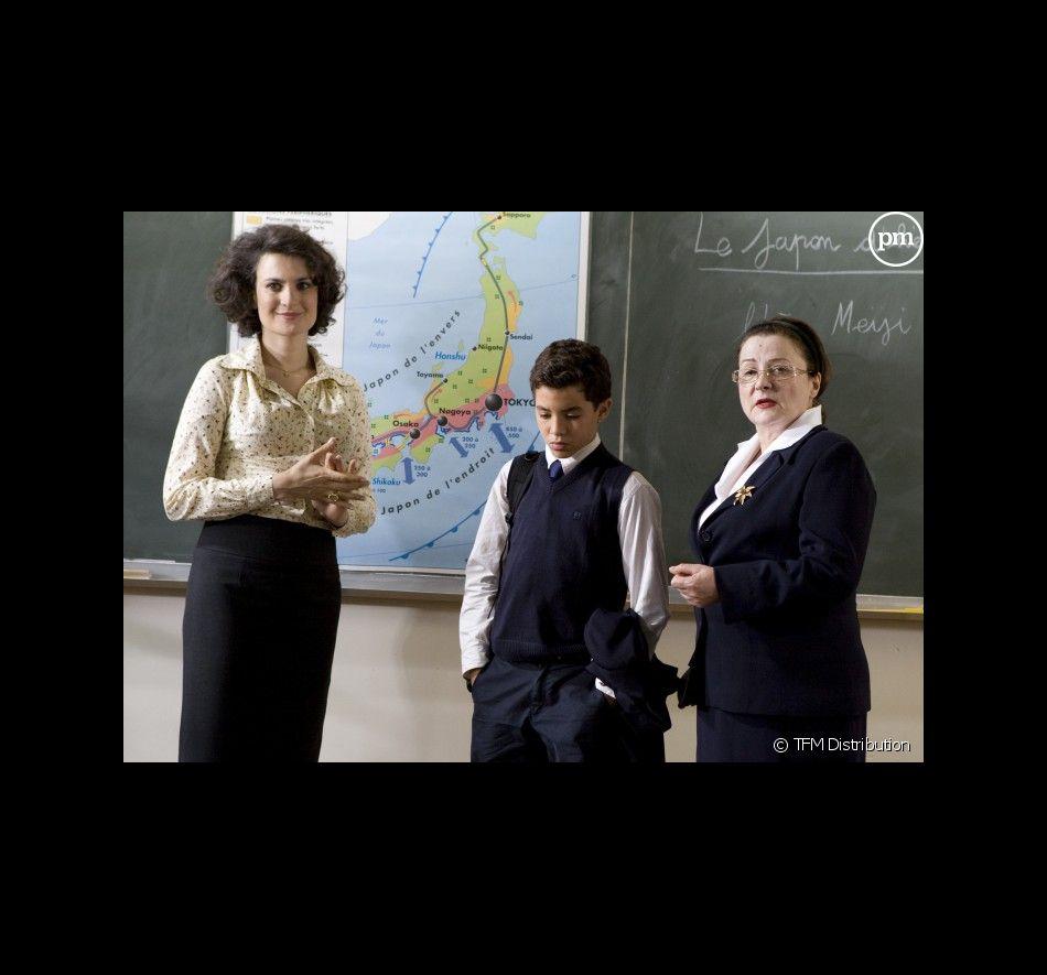 "Armelle, Samy Seghir et Josiane Balasko dans ""Neuilly sa mère !"""