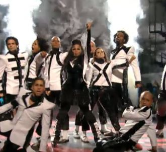 Janet Jackson aux MTV Video Music Awards 2009