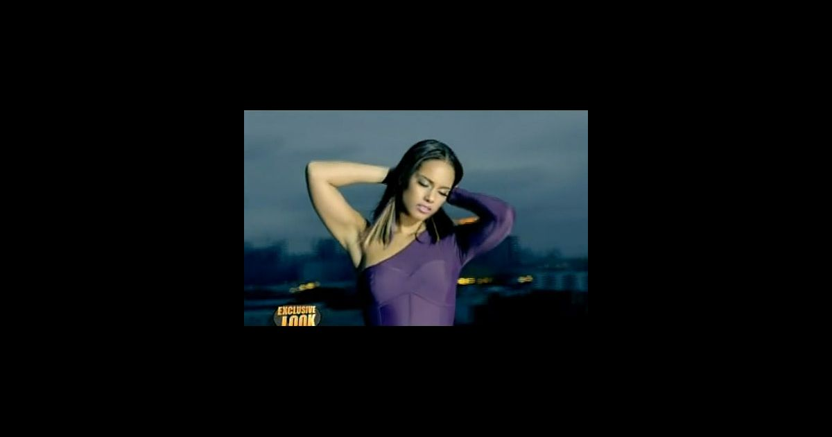Alicia Keys dans le cl... Alicia Keys