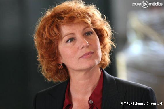 """Véronique Genest est """"Julie Lescaut"""""""
