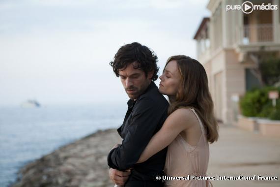 Romain Duris et Vanessa Paradis dans