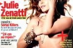 Julie Zenatti pose nue en couverture de FHM