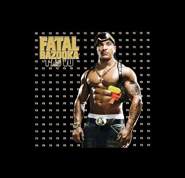 """L'album """"T'as vu"""" de Fatal Bazooka"""