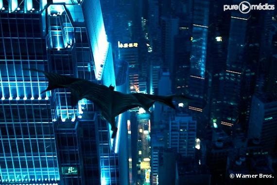 """The Dark Knight, le Chevalier Noir"""