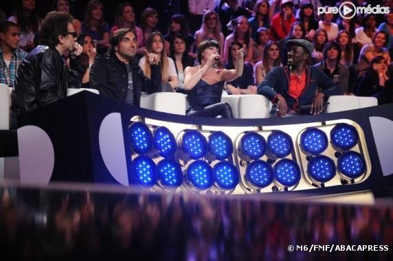 """Le jury de """"Nouvelle Star"""" 2010"""