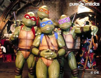 Michael bay pr pare un remake des tortues ninja images - Les nom des tortues ninja ...