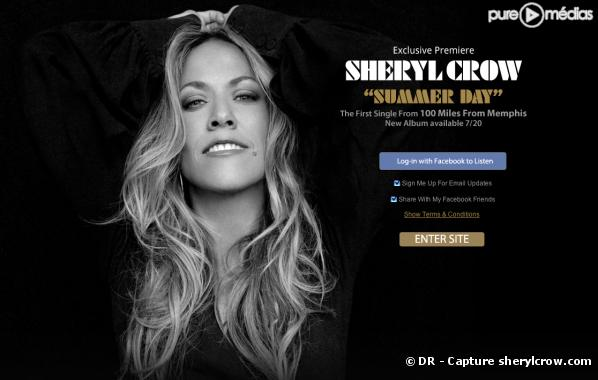 """Sheryl Crow dévoile """"Summer Day"""""""
