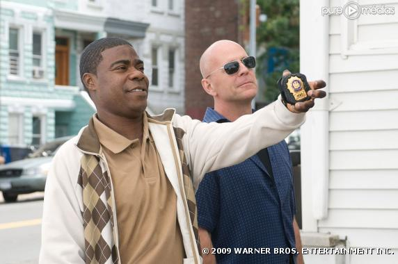 Tracy Morgan et Bruce Willis dans