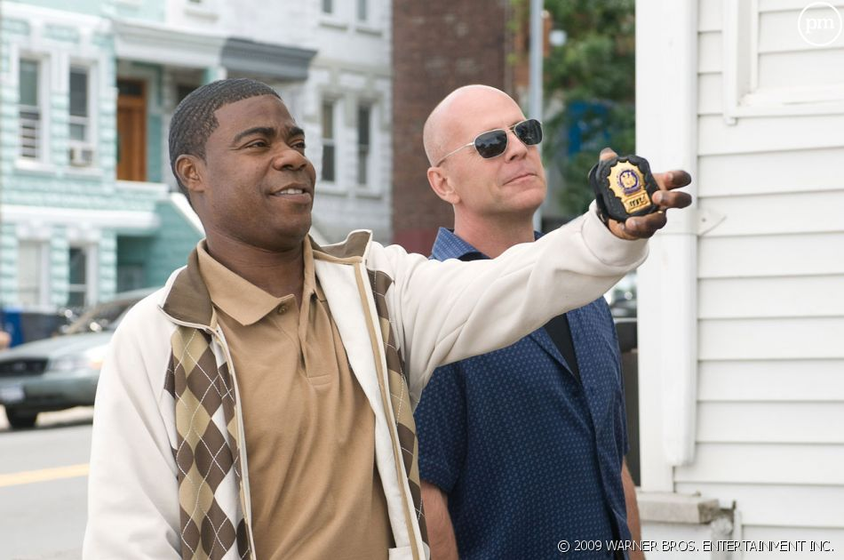 "Tracy Morgan et Bruce Willis dans ""Top Cops"""