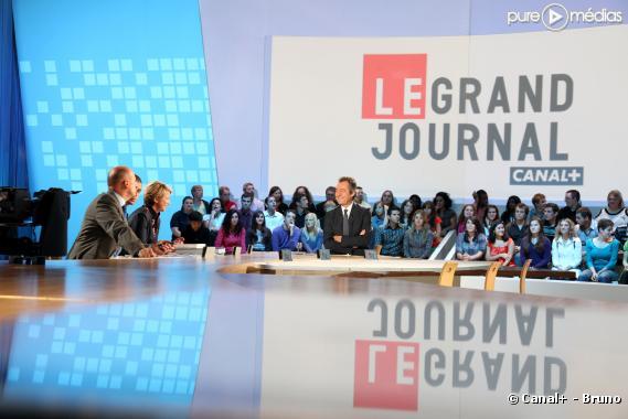 """""""Le grand journal de Canal+"""""""