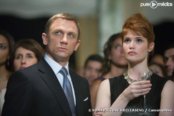 """James Bond : Quantum of Solace"""
