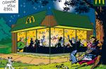 Astérix et Obélix, nouveaux héros des pubs Mc Donald's