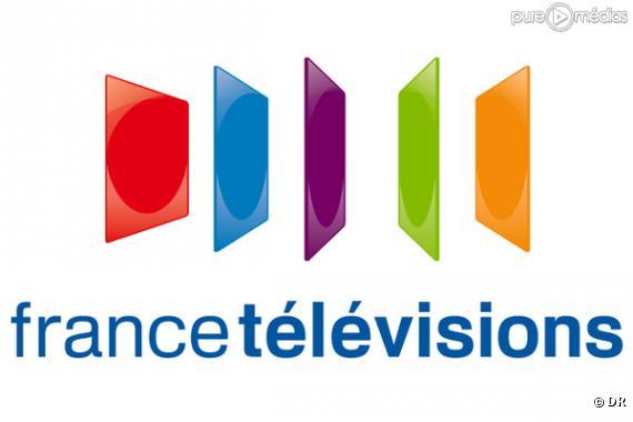 Le logo du groupe France Télévisions.