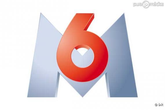 Le logo de M6.