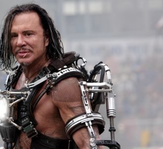 Mickey Rourke dans 'Iron Man 2'