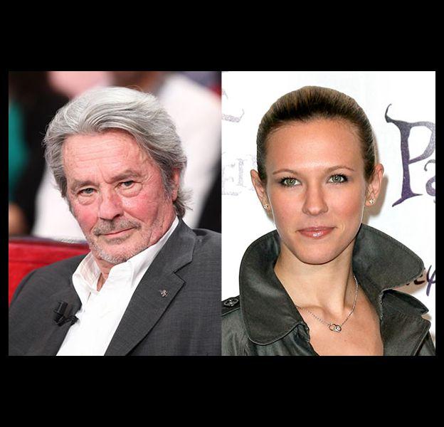 Alain Delon et Lorie