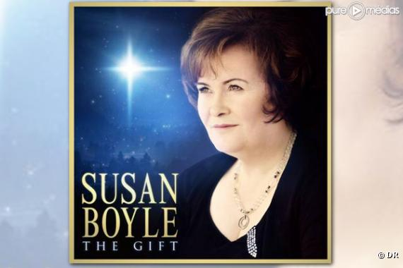 """""""The Gift"""", le deuxième album de Susan Boyle"""