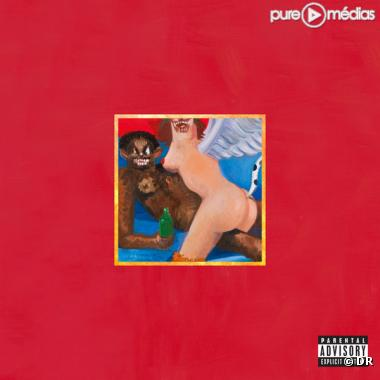 La pochette bannie du nouvel album de Kanye West