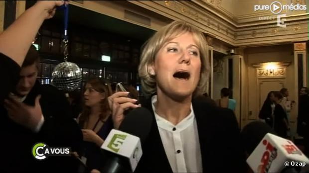 Nadine Morano le 2 novembre sur France 5