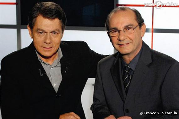 Bernard Benyamin et Paul Nahon