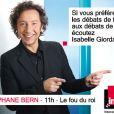 La campagne publicitaire de France Inter (novembre 2010)