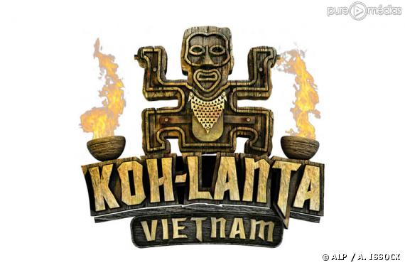 """Le logo de """"Koh-Lanta Vietnam"""""""
