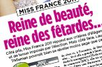 Premières photos volées de Miss France