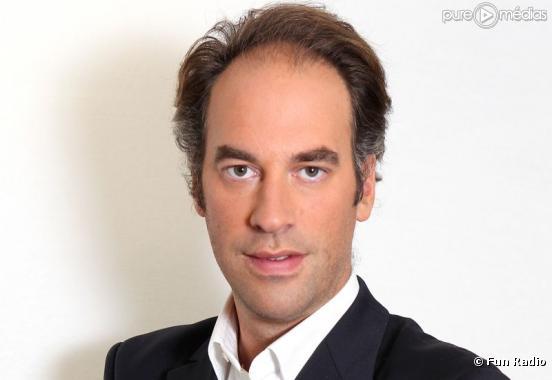 Jérôme Fouqueray, directeur général de Fun Radio