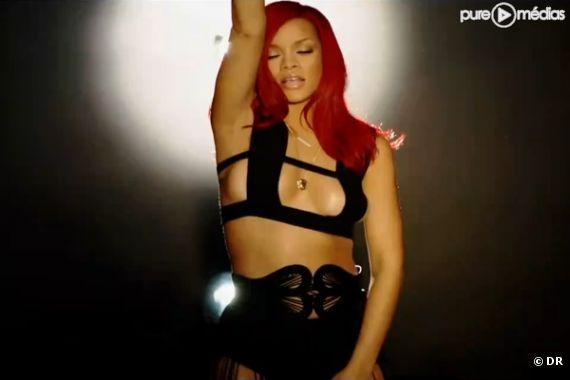"""Rihanna dans le clip de """"All of the Lights"""" de Kanye West"""