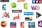 Audiences février : TF1 et France 3 au plus bas, nouveau record pour la TNT