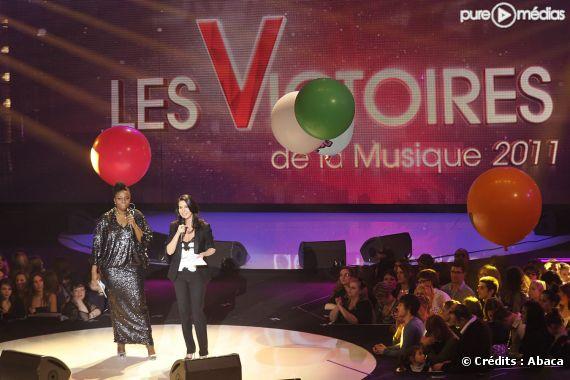 """""""Les Victoires de la musique 2011"""""""