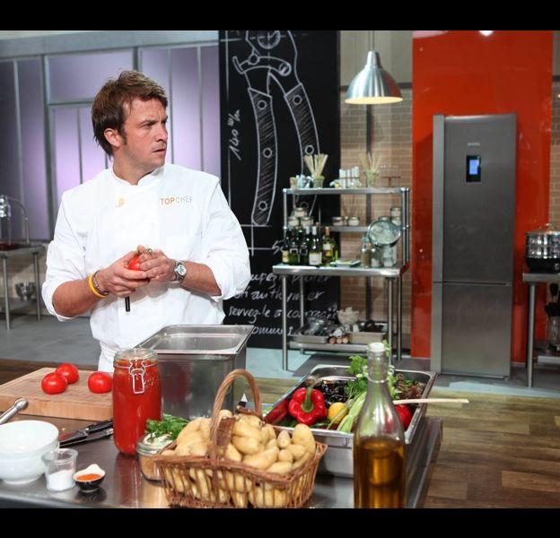 "Ronan, candidat de ""Top Chef 2011"""
