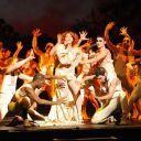 """La présentation du spectacle musical """"Dracula, l'amour plus fort que la mort"""" le 24 mars 2011 à Paris"""