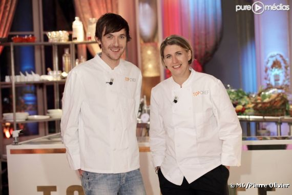 Romain Tischenko et Stéphanie Le Quellec