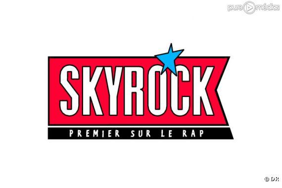 Le logo de Skyrock