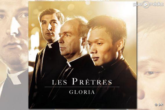 """""""Gloria"""", le nouvel album des Prêtres"""