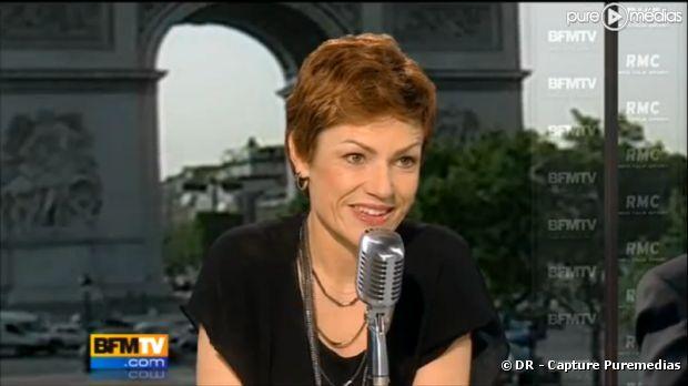 Chantal Jouanno, le 6 mai 2011 sur BFM TV