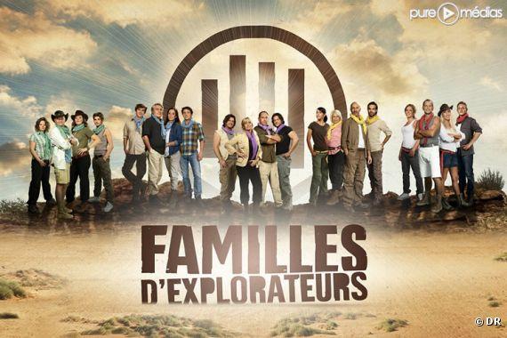 Familles d'explorateurs