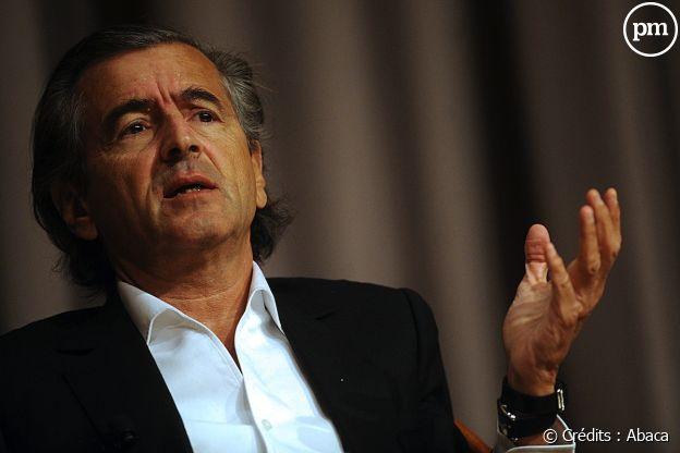 Bernard Henri Lévy.