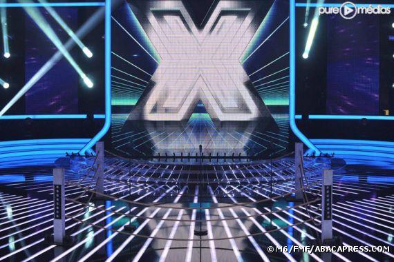 """Le plateau de """"X-Factor"""""""