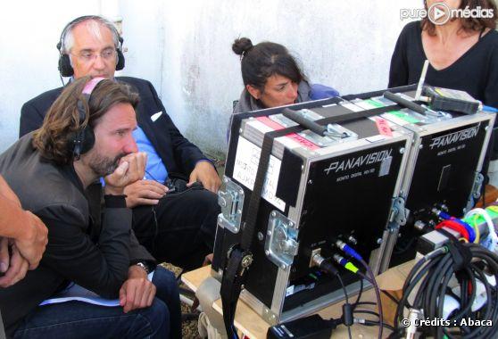 """Frédéric Beigbeder sur le tournage de """"L'amour dure trois ans"""""""