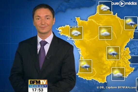 Philippe Verdier sur BFM TV.