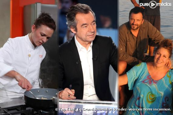 M6/Canal+/France 2